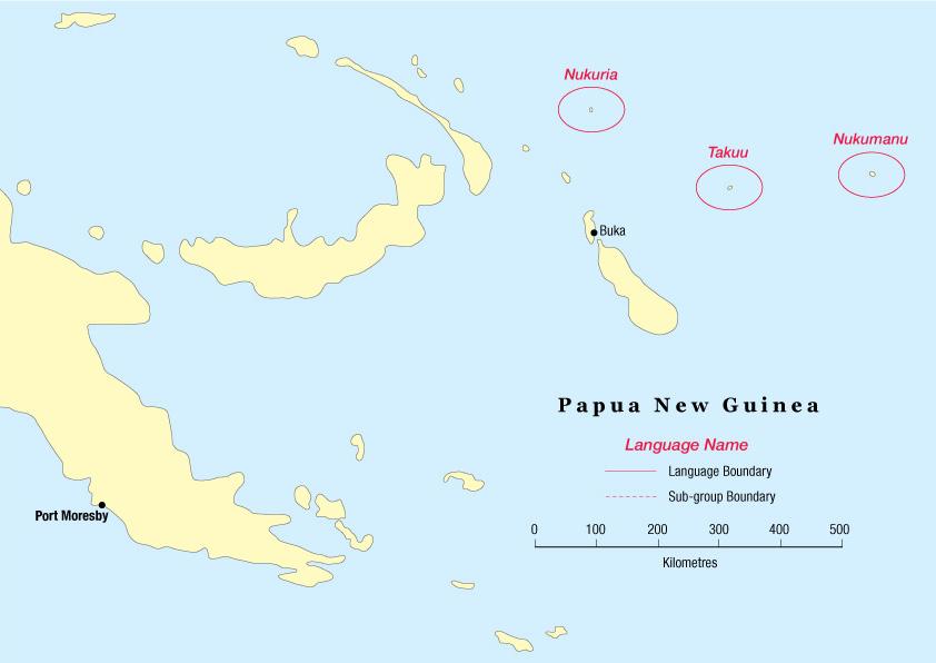 Papua New Guinea | Isles of the Sea Bible Translation